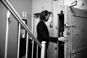 Tom Hiddleston, behind the scenes of Betrayal on Broadway October 3, 2019