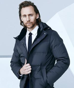 Tom Hiddleston for Bosideng (2019)