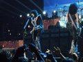 Tommy and Paul ~Porto Alegre, Brasil...November 14, 2012 (Monster World Tour) - kiss photo