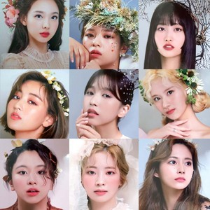 Twice জাপান Season's Greetings 2020