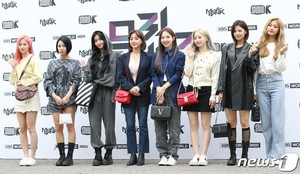Twice arriving to KBS