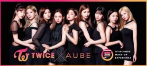 Twice for Aube