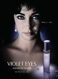 Vintage Promo Ad For violet Eyes