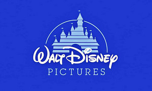 Walt Disney Pictures Old Logo