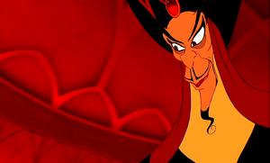 Walt ডিজনি Screencaps – Jafar