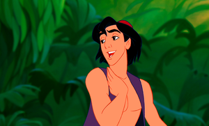 Walt Disney Screencaps – Prince Aladin