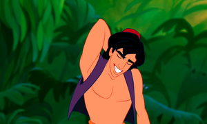 Walt Disney Screencaps – Prince Aladdin