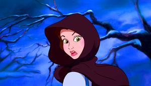 Walt डिज़्नी Screencaps - Princess Belle
