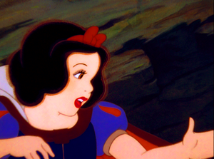 Walt डिज़्नी Screencaps - Princess Snow White