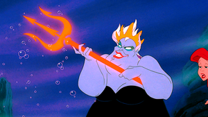 Walt Disney Screencaps – Ursula & Princess Ariel