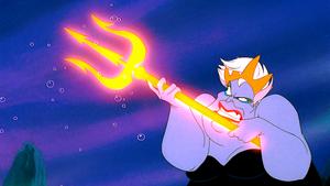 Walt ডিজনি Screencaps – Ursula
