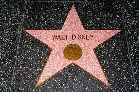 Walt Disney Star Walk Of Fame