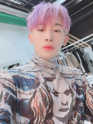We will miss Du Wonho🧡💜