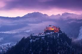 Werfen kastil, castle