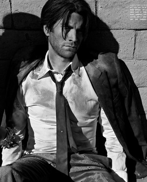 Wes Bentley - Flaunt Photoshoot - 2012