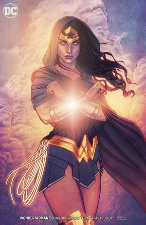 Wonder Woman Comic Book 58