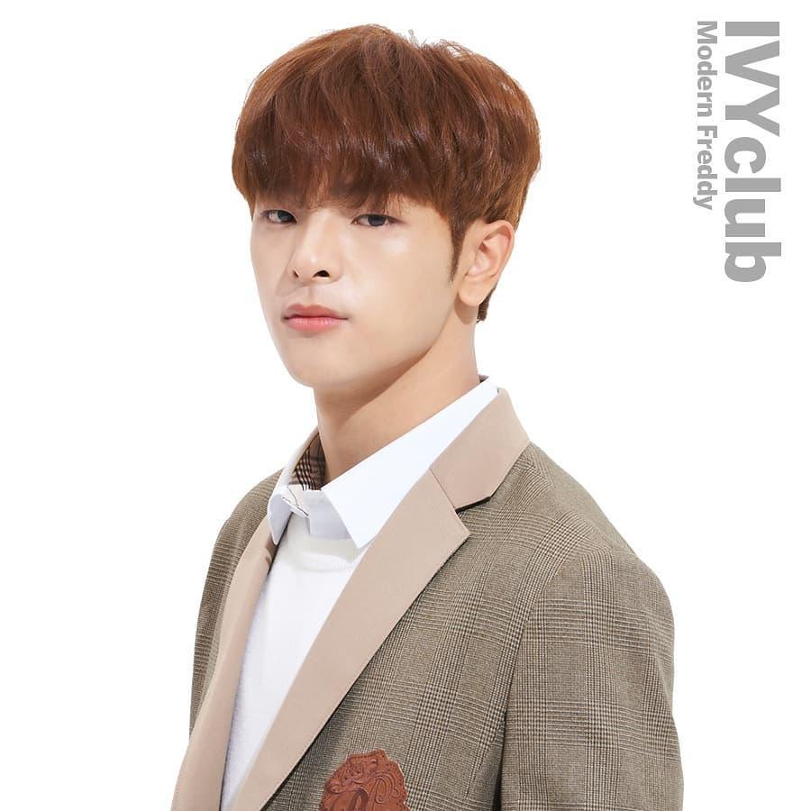 Woojin for Ivyclub