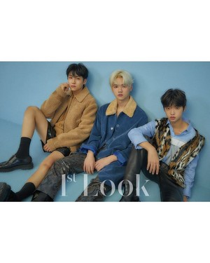 X1 for 1st Look Magazine Cover