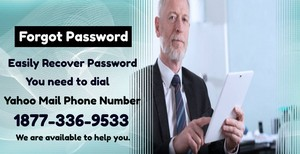 Yahoo Mail password Recovery Number 1877-336-9533