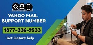 Yahoo Mail Support Number 1877-336-9533
