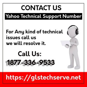Yahoo Mail Technical Support Number 1877-336-9533