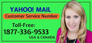Yahoo mail Customer Service Number 1877-336-9533