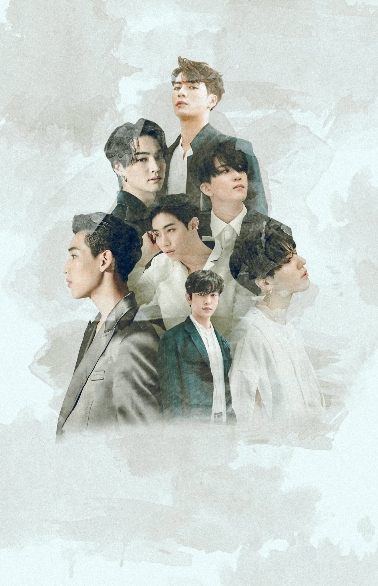 You're Calling my name - GOT7 Wallpaper