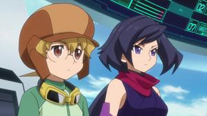 Yukki and Ayame
