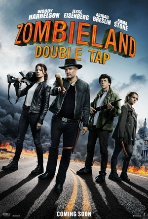 Zombieland: Double Tap (2019) Poster