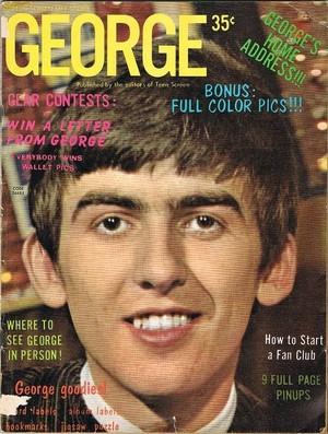 Beatles Magazine ft. George ✨