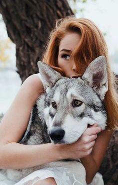 beautiful and cute animal hug💙🌺✨