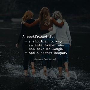 best friendship qoutes❤️💋🌺