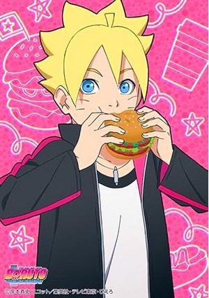 boruto burger