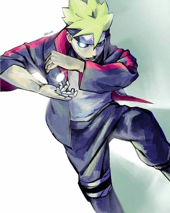 Boruto Jougan Anime Fan Art 43064887 Fanpop