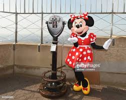 Minnie mouse In New York City