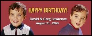 greg and david lawrence