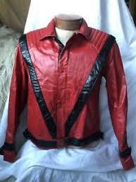Autograhed Thriller jaket