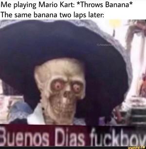 mario kart meme