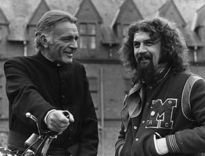 with Richard 버튼, burton