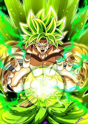 *Broly : The Legendary Super Saiyan*