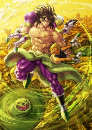 *Broly : The Legendary Super Saiyan*