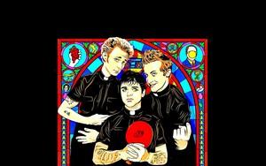 'God's Избранное Band' Обои