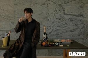 Lee Min Ho for DAZED KOREA