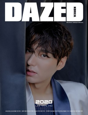 Lee Min Ho for DAZED KOREA
