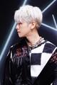 'Obsession' MV Behind photo 📸 BAEKHYUN - exo photo