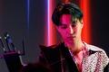 'Obsession' MV Behind photo 📸 KAI - exo photo