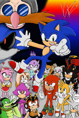 !Sonic 🌟 Team!