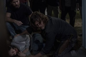 10x04 ~ Silence the Whisperers ~ Daryl and Lydia