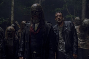 10x06 ~ Bonds ~ Negan and Beta