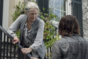 10x07 ~ Open Your Eyes ~ Carol and Daryl